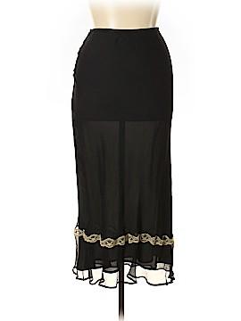 Sunny Leigh Silk Skirt Size L