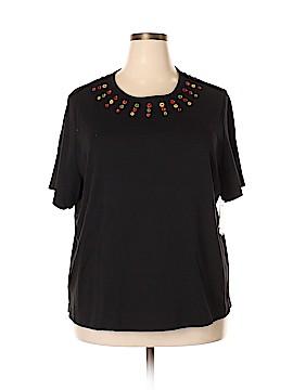 Breckenridge Short Sleeve Top Size 3X (Plus)