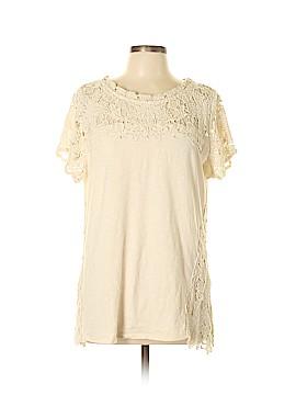 Adiva Short Sleeve Top Size 1X (Plus)