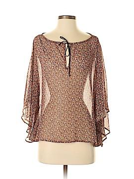 Patterson J. Kincaid 3/4 Sleeve Blouse Size XS