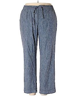 Talbots Outlet Linen Pants Size 18 (Plus)