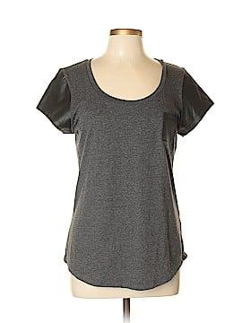 Cynthia Rowley TJX Short Sleeve Top Size L
