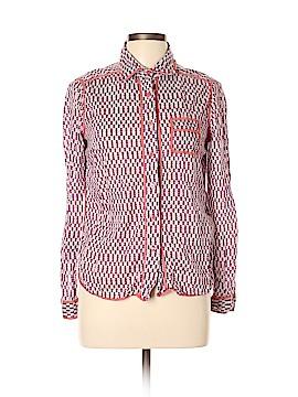 Proenza Schouler for Target Long Sleeve Button-Down Shirt Size L