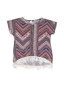 Miss Majesty Short Sleeve Blouse Size 14