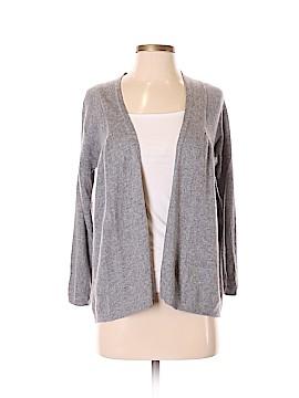 Aqua Silk Cardigan Size XS