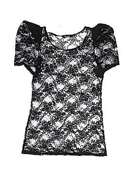 Urban Rose Short Sleeve Blouse Size XL