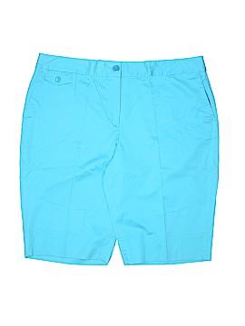 Talbots Khaki Shorts Size 18 (Plus)