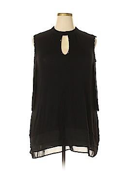 Belldini 3/4 Sleeve Top Size 3X (Plus)