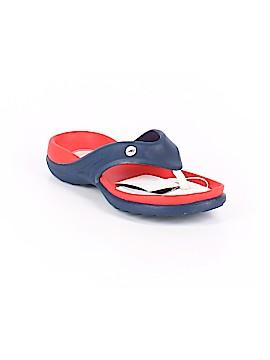 NFL Flip Flops Size 4