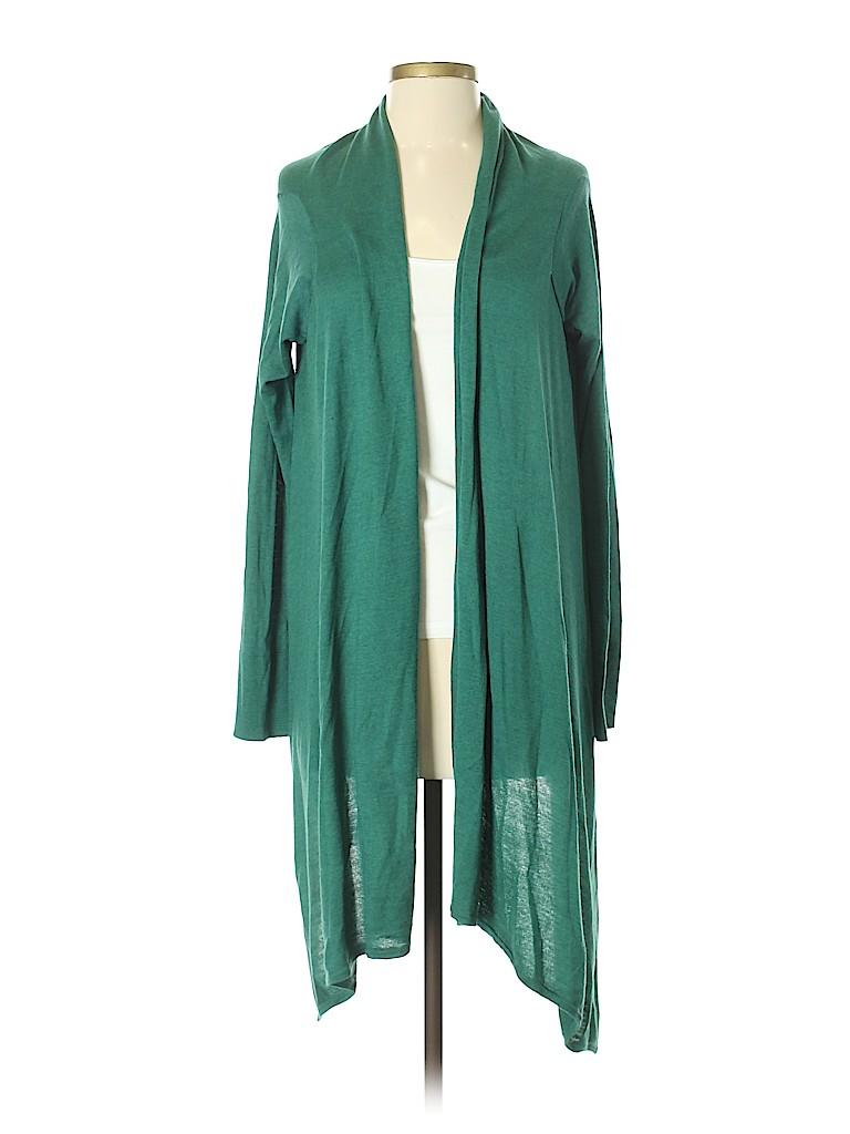 BCBGMAXAZRIA Women Silk Cardigan Size XS/SM