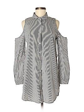 Mine Long Sleeve Button-Down Shirt Size M