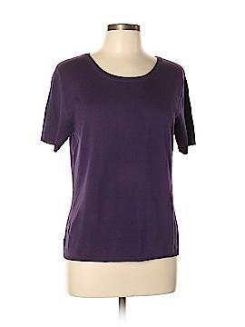 Draper's & Damon's Silk Pullover Sweater Size L