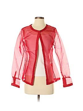 Casual Corner Silk Cardigan Size 4