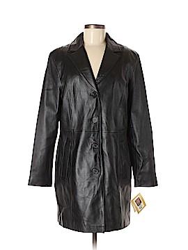 Prestige Apparel Leather Jacket Size M
