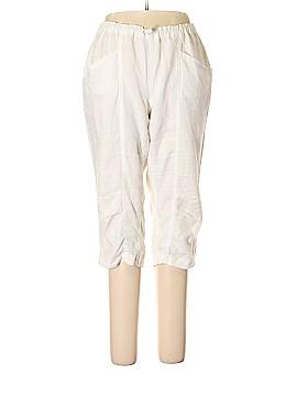 CAbi Linen Pants Size L