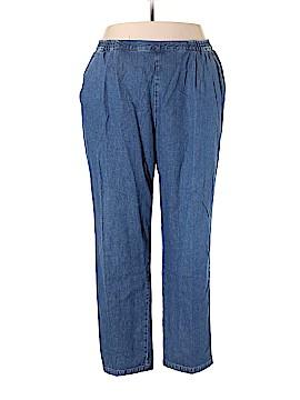 Elisabeth by Liz Claiborne Jeans Size 22 (Plus)