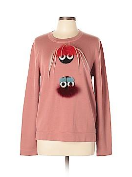 Fendi Wool Pullover Sweater Size 46 (IT)