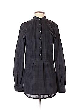 Hartford Long Sleeve Button-Down Shirt Size L