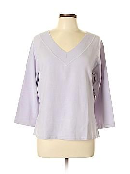 Talbots Silk Pullover Sweater Size XL