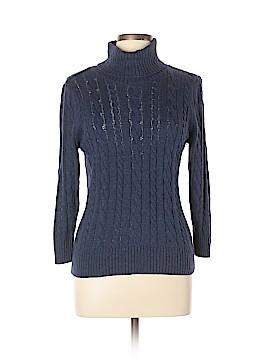 Caslon Turtleneck Sweater Size L (Petite)