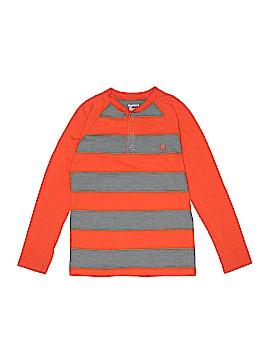 Gap Kids Long Sleeve Henley Size 8