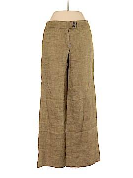 ETRO Linen Pants Size 38 (IT)