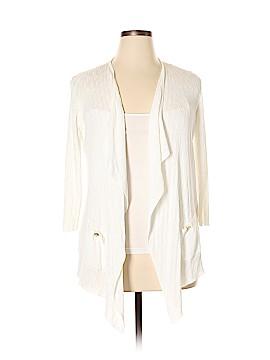 NIPON BOUTIQUE Cardigan Size 1X (Plus)