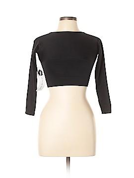 Rhonda Shear 3/4 Sleeve Top Size L