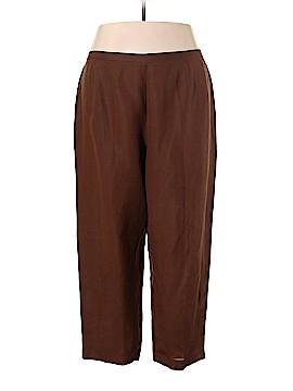 Unbranded Clothing Linen Pants Size 24 (Plus)