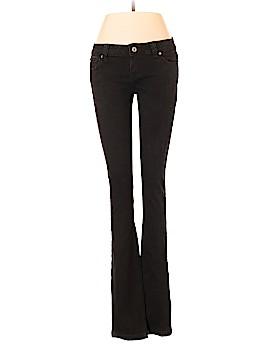 Blue Asphalt Jeans Size 7 (Tall)