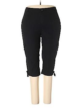 St. John's Bay Cargo Pants Size 18 (Plus)