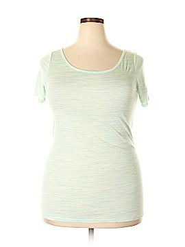 Pink Blush Short Sleeve T-Shirt Size L