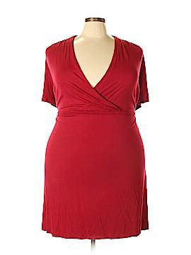 Ulla Popken Casual Dress Size 2X (Plus)