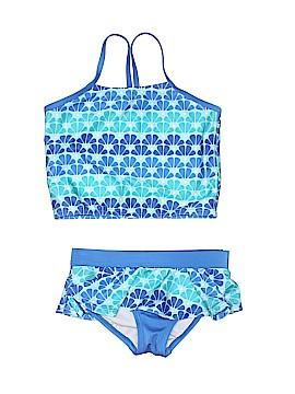 Gymboree Two Piece Swimsuit Size 6