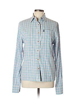 Beretta Long Sleeve Button-Down Shirt Size L