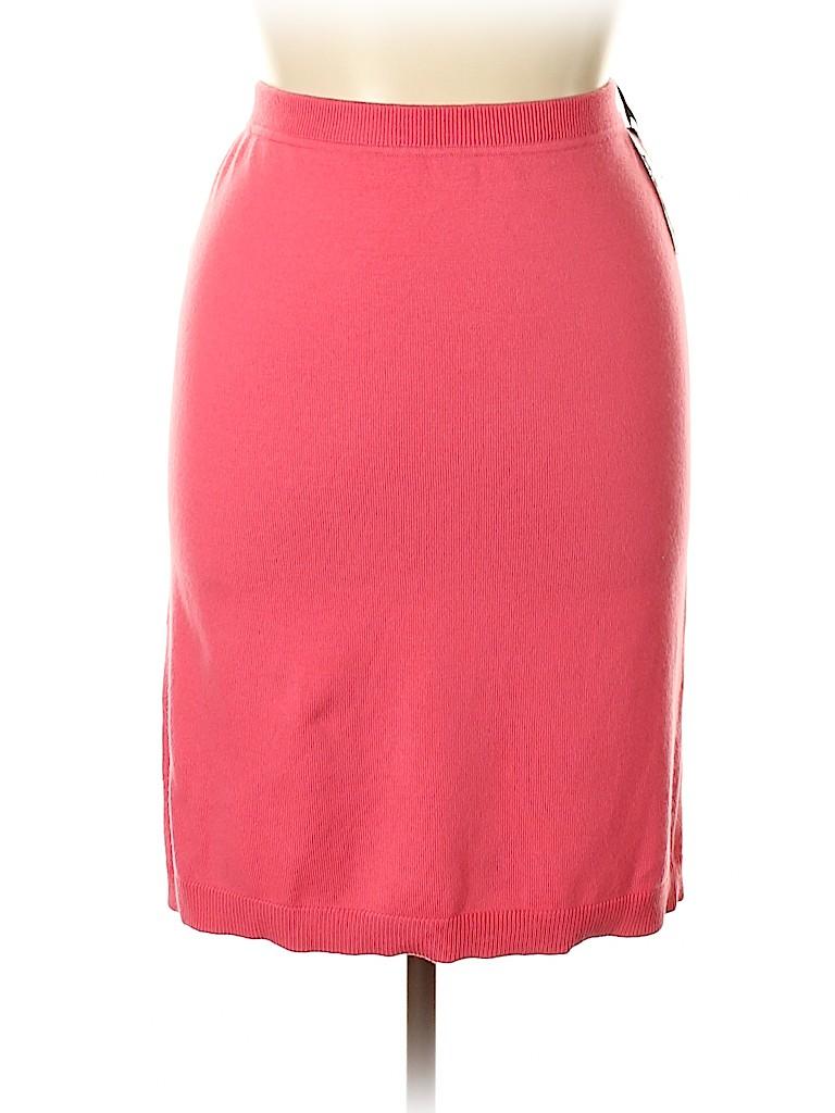 Worth New York Women Casual Skirt Size L