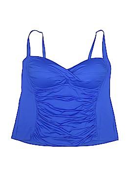 La Blanca Swimsuit Top Size 20 (Plus)