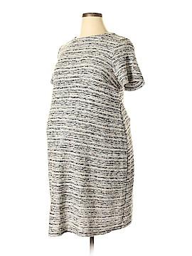 Ann Taylor LOFT Maternity Casual Dress Size XLP Maternity (Maternity)