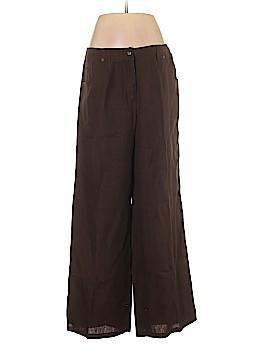 GUNEX Linen Pants Size 8