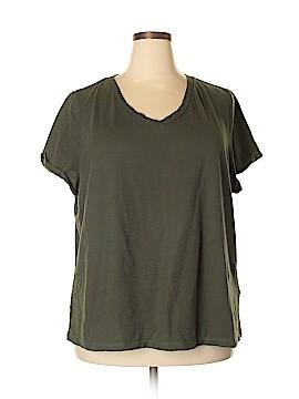 City Chic Short Sleeve T-Shirt Size 22 Plus (L) (Plus)