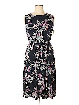 Charter Club Casual Dress Size 0X (Plus)