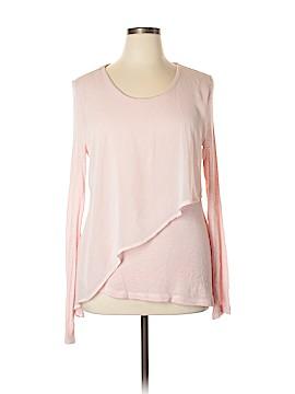 Bar III Long Sleeve Blouse Size XL