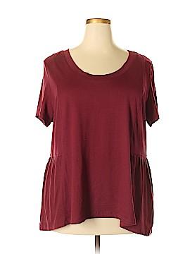 American Rag Short Sleeve T-Shirt Size 2X (Plus)