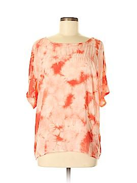 Dalia Short Sleeve Blouse Size M