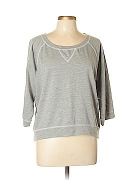 Eyelash Couture Sweatshirt Size XL