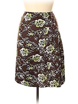 Cj Banks Casual Skirt Size 0X (Plus)