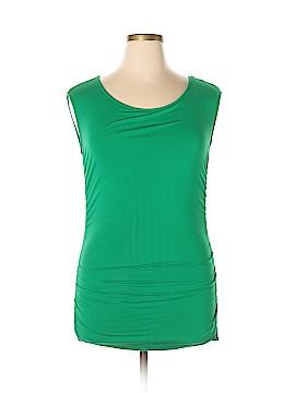 INC International Concepts Sleeveless Top Size XL