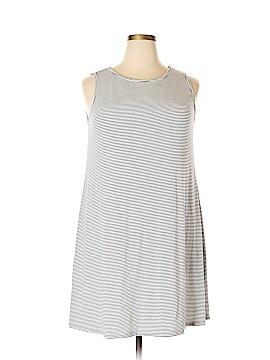 Renee C. Casual Dress Size 2X (Plus)