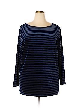 Talbots Long Sleeve Blouse Size 3X (Plus)