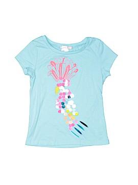 Billie Blush Short Sleeve T-Shirt Size 6